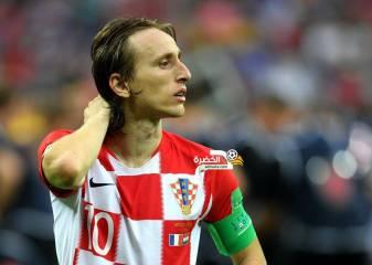 رسمياً : مودريتش أفضل لاعب في مونديال 2018 24