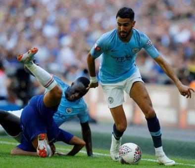 """مورفي نجم ليفربول الأسبق: """"محرز أكثر اللاعبين موهبة في الدوري الإنجليزي"""" 24"""