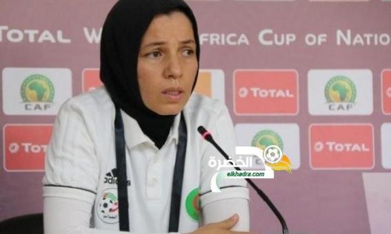 الفاف تقيل راضية فرتول مدربة المنتخب الوطني السيدات 24