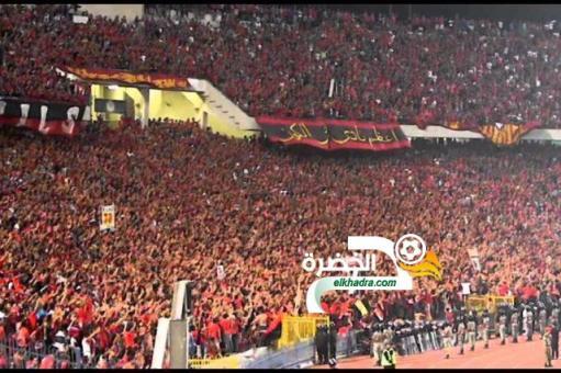 جماهير الأهلي تتوافد بأعداد كبيرة على تذاكر لقاء شبيبة الساورة 24