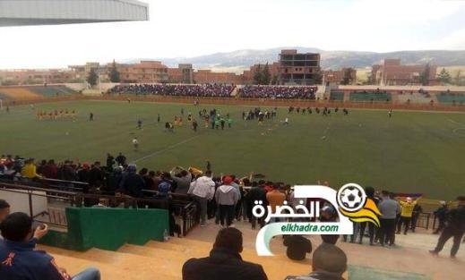 باتنة: 30 جريحا في تراشق بالحجارة بين أنصار فريقي اتحاد خنشلة وأمل مروانة 24