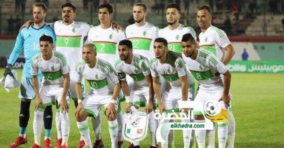 المنتخب الجزائري يواجه مالي وديا بمدينة أبو ظبي الاماراتية 24