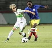 الألعاب الإفريقية 2019 /كرة القدم : المنتخب الوطني النسوي يفوز على مالي 31