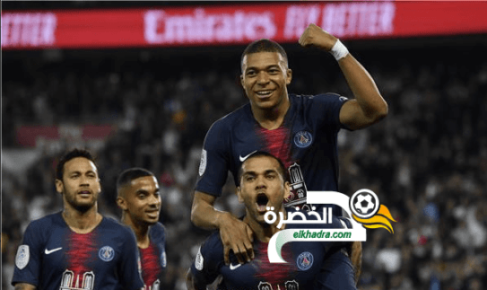 باريس سان جيرمان بطل فرنسا للمرة الثامنة في تاريخه والثانية على التوالي! 24