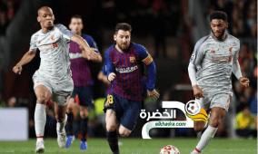 ميسي يقود برشلونة للفوز بثلاثية على ليفربول ويضعه على أعتاب النهائي 28