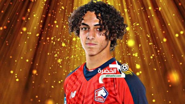لاعب من أصول جزائرية يختار كأس لاعب شاب في نادي ليل  ! 24