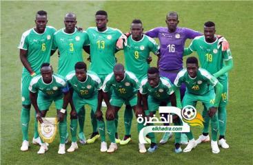 التشكيلة الاساسية لمنتخب السنغال ضد الجزائر 37