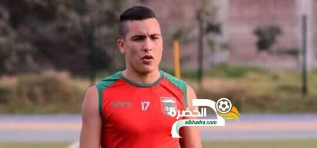 مولودية الجزائر تحسم صفقة المهاجم بلال بن ساحة 24