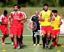 بالصور .. الحصة التدريبية الاخيرة لتونس قبل مواجهة كرواتيا 30