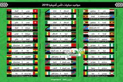 برنامج كأس أمم أفريقيا 2019 بتوقيت الجزائر مع القنوات الناقلة 26