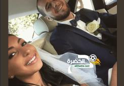 بالصور .. فيكتور لكحل رفقة زوجته خلال موكب الزفاف 26
