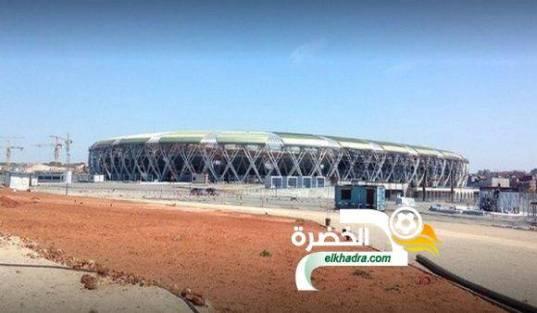 ملعب بوهران الجديد : نسبة تقدم الأشغال تبلغ 90 بالمائة 24