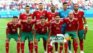 تعرّف على تشكيلة المنتخب المغربي أمام منتخب نامبيا 26