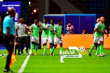 كان 2019 ... ايغالو يهدي النسور النيجيرية أول ثلاث نقاط امام بوروندي 28