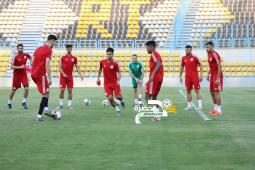 الجزائر vs السنغال - المنتخب الوطني يجري حصة تدريبية بعد الفوز على كينيا 25