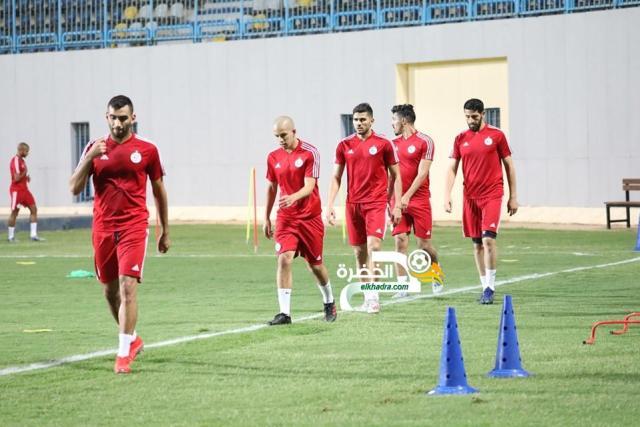 بالصور .. الخضر يجرون أول حصة تدريبية بمصر 27