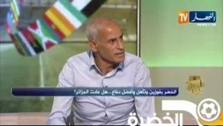 """محمود قندوز :"""" بلماضي عيّن من الشارع وليس لديه أي مشروع للمنتخب الوطني"""" 26"""