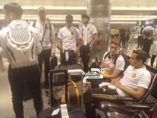 بعثة المنتخب الجزائري تطير مساء هذا الثلاثاء إلى العاصمةالمصرية 30