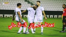 فيديو .. أهداف مبارة الجزائر 3-2 مالي اليوم 16-6-2019 65