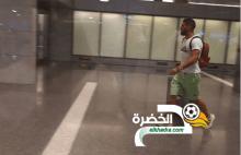 فيديو وصول المهاجم اندي ديلور الى تربص المنتخب الوطني 67