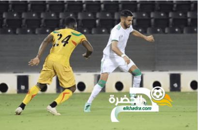 محرز يرشح الجزائر للفوز بكأس افريقيا 24