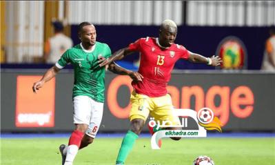 مدغشقر تفرض التعادل الإيجابي على غينيا 27