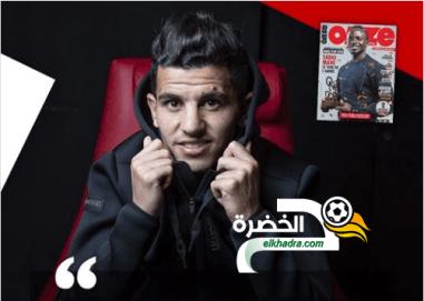 """عطال لمجلة اونز مونديال: """"بلماضي هو المدرب الانسب للجزائر"""" 24"""