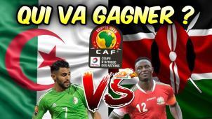 القنوات المفتوحة مجانا لمباراة الجزائر وكينيا 28