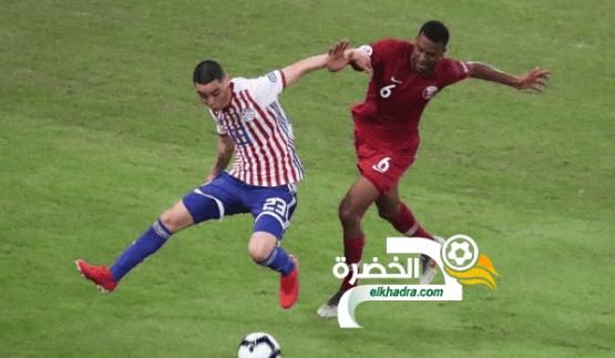 المنتخب القطري يتعادل في مباراته الأولى بنهائيات كوبا أمريكا2019 24
