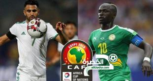 مشاهدة مباراة الجزائر و السنغال بث مباشر اليوم 19-07-2019 Algérie vs Sénégal 29