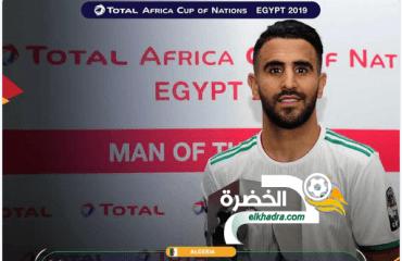 محرز: نسعى من أجل التتويج بلقب كأس الأمم الإفريقية 31