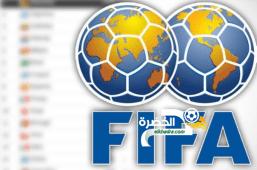 الجزائر تتقدم الى المركز 40 عالميا و الـ 4 افريقيا في ترتيب الفيفا 29
