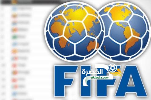الجزائر تتقدم الى المركز 40 عالميا و الـ 4 افريقيا في ترتيب الفيفا 24
