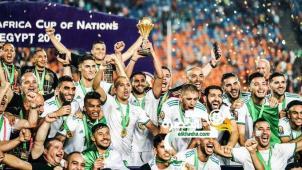 المنتخب الجزائري بطل كاس امم افريقيا 2019 للمرة الثانية في تاريخه 29