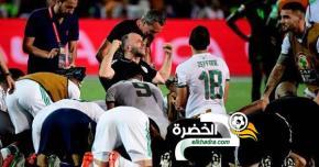 """الجزائر ضمن المستوى الأول لتصفيات """"كان 2019"""" 41"""