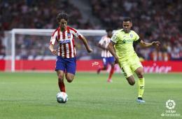 بالصور| «الموهبة» جواو فيليكس يقدم عرضا مذهلًا في مباراةأتلتيكو مدريد وخيتافي 29