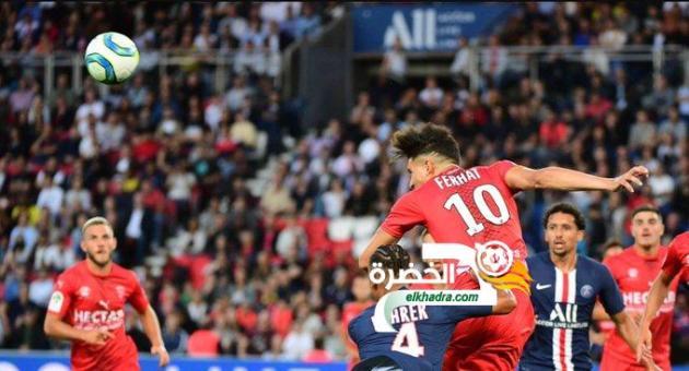 """زين الدين فرحات:""""هدفي هو العودة الى المنتخب الوطني في أقرب الأجال"""" 24"""