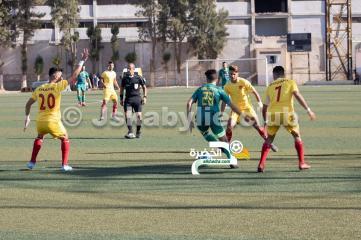 شبيبة القبائل يتعادل مع حسين داي في افتتاح الدوري الجزائري 26
