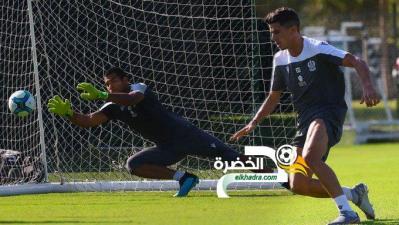 يوسف عطال يعود إلى التدريبات مع فريقه نيس 26