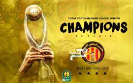 الكاف تعلن تتويج الترجي التونسي بطلا لـ دوري أبطال أفريقيا 26