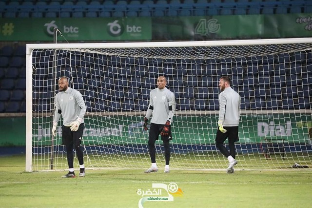 صور آخر حصة تدريبية للخضر تحضيرا للمواجهة أمام المنتخب البوتسواني 29
