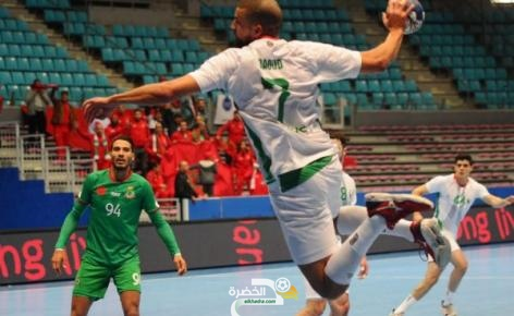 المنتخب الوطني لكرة اليد يفوز على المغرب 24-23 في بطولة العالم 2021