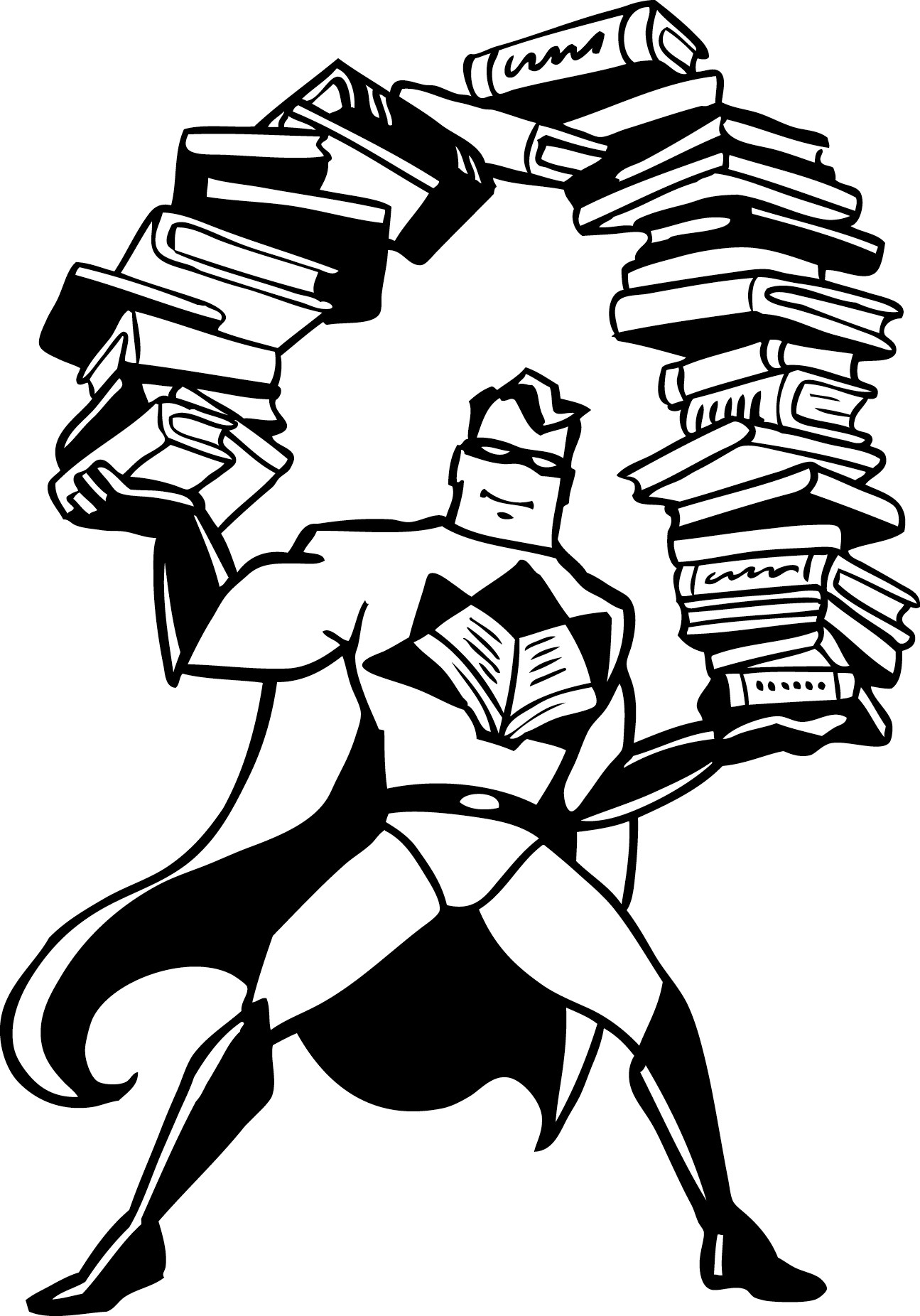 Super Book Man