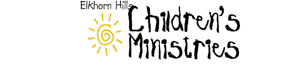 Childrens Ministries Banner
