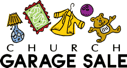 Church Garage Sale