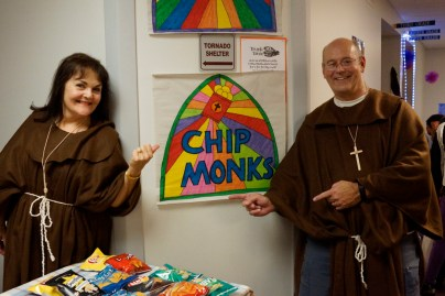 "Trunk or Treat ""Chip"" Monks (Priscilla and Scott)"