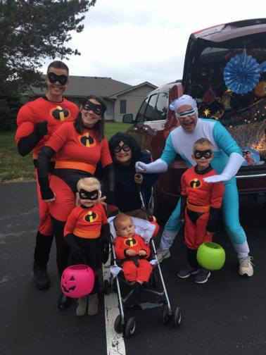 The Incredibles!