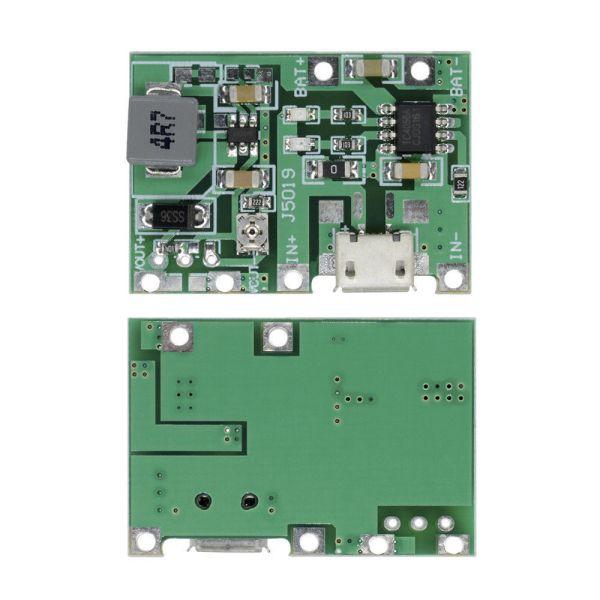 2A USB Lithium Li-ion 18650 batterilader 2A lithium li ion