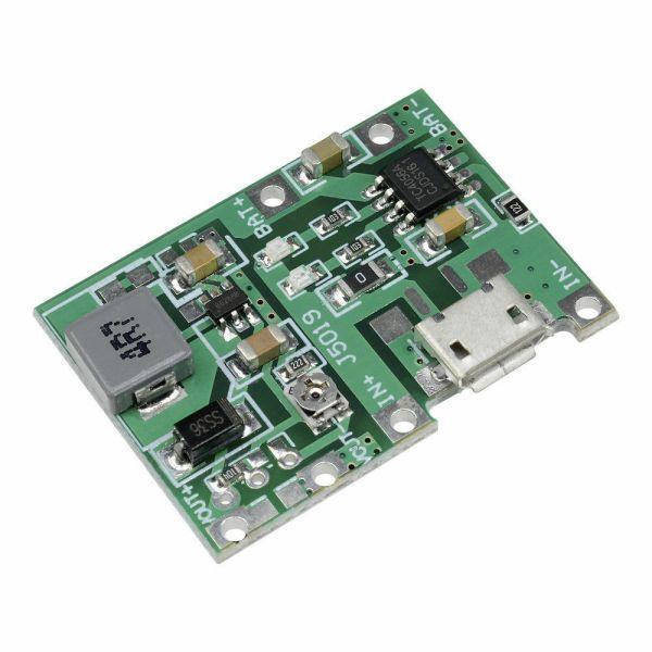 2A USB Lithium Li-ion 18650 batterilader 2A lithium li ion2