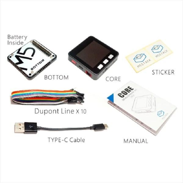 M5Stack - ESP32 Basic Core IoT Development Kit img 6168